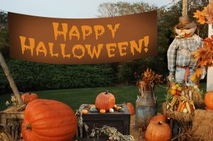 how to avoid an insurance claim on Halloween in Klamath Falls, OR