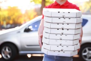 Insurance options for food delivery service in Klamath Falls, OR